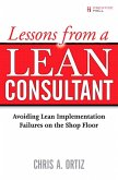 Lessons from a Lean Consultant (eBook, PDF)