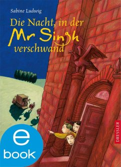 Die Nacht, in der Mr. Singh verschwand (eBook, ePUB) - Ludwig, Sabine