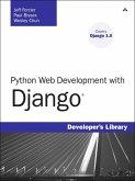 Python Web Development with Django (eBook, ePUB)