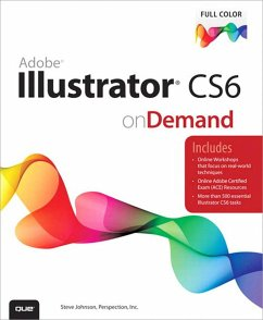 Adobe Illustrator CS6 on Demand (eBook, PDF) - Perspection, Inc.; Johnson, Steve