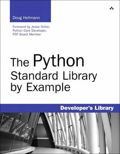 The Python Standard Library by Example (eBook, ...