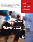 VBA and Macros for Microsoft Excel (eBook, ePUB)