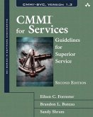 CMMI for Services (eBook, PDF)