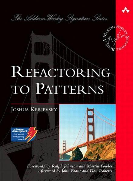 To pdf refactoring patterns
