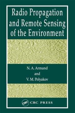 Radio Propagation and Remote Sensing of the Environment (eBook, PDF) - Armand, N. A.; Polyakov, V. M.