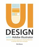 UI Design with Adobe Illustrator (eBook, PDF)