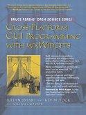 Cross-Platform GUI Programming with wxWidgets (eBook, PDF)