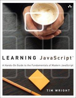 Learning JavaScript (eBook, PDF) - Wright, Tim
