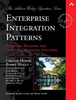 Enterprise Integration Patterns (eBook, PDF) - Hohpe, Gregor; Woolf, Bobby