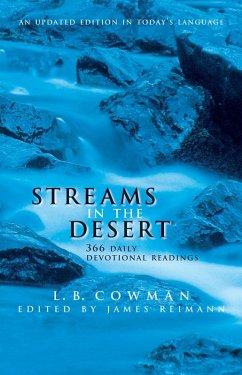 Streams in the Desert (eBook, ePUB) - Cowman, L. B. E.; Reimann, Jim