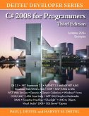 C# 2008 for Programmers (eBook, PDF)