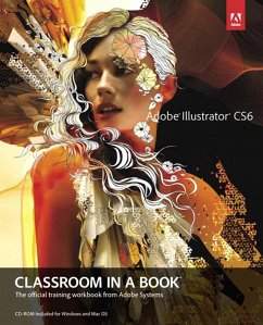 Adobe Illustrator CS6 Classroom in a Book (eBook, PDF) - Adobe Creative Team