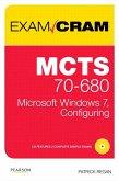 MCTS 70-680 Exam Cram (eBook, ePUB)