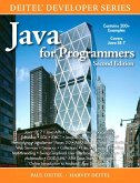 Java¿ for Programmers (eBook, PDF)