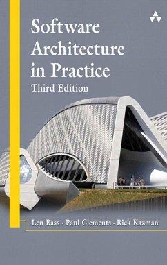 Software Architecture in Practice (eBook, PDF) - Kazman, Rick; Bass, Len; Clements, Paul