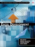 Professional Excel Development (eBook, PDF)
