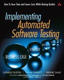 Implementing Automated Software Testing (eBook, PDF)
