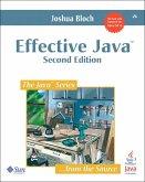Effective Java (eBook, PDF)