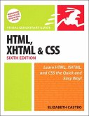 HTML, XHTML, and CSS, Sixth Edition (eBook, ePUB)