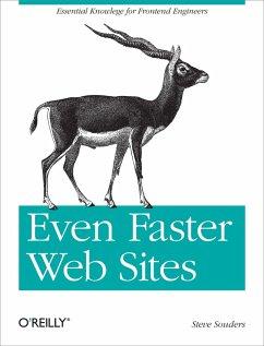 Even Faster Web Sites (eBook, ePUB) - Souders, Steve