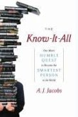 The Know-It-All (eBook, ePUB)