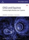 OSGi and Equinox (eBook, PDF)
