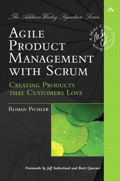 Agile Product Management with Scrum (eBook, PDF) - Pichler, Roman