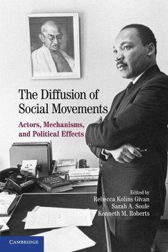 Diffusion of Social Movements (eBook, ePUB)