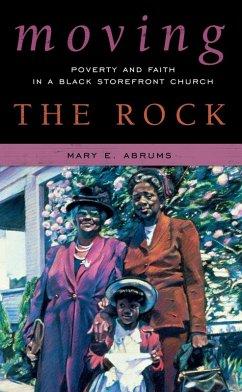 Moving the Rock (eBook, ePUB) - Abrums, Mary E.
