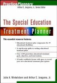 The Special Education Treatment Planner (eBook, PDF)