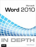 Microsoft Word 2010 In Depth, Portable Documents (eBook, PDF)