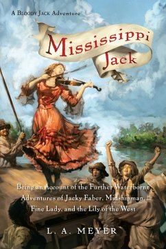Mississippi Jack (eBook, ePUB) - Meyer, L. A.
