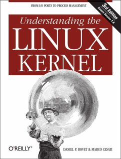 Understanding the Linux Kernel (eBook, ePUB)