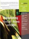 Automating Microsoft Access with VBA (eBook, ePUB)