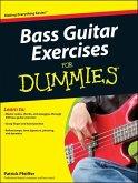 Bass Guitar Exercises For Dummies (eBook, ePUB)
