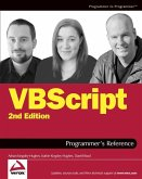 VBScript Programmer's Reference (eBook, PDF)