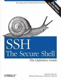 SSH, The Secure Shell: The Definitive Guide (eBook, PDF)