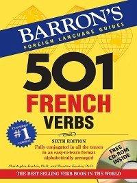 501 French Verbs (eBook, PDF)