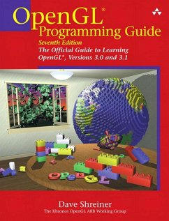OpenGL Programming Guide (eBook, PDF) - Shreiner, Dave; The Khronos OpenGL ARB Working