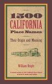 1500 California Place Names (eBook, ePUB)