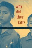 Why Did They Kill? (eBook, ePUB)