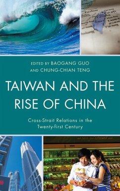Taiwan and the Rise of China (eBook, ePUB)