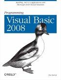 Programming Visual Basic 2008 (eBook, ePUB)