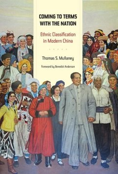Coming to Terms with the Nation (eBook, ePUB) - Mullaney, Thomas