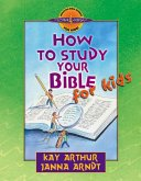 How to Study Your Bible for Kids (eBook, ePUB)