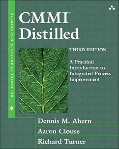 CMMII Distilled (eBook, PDF) - Ahern, Dennis M.; Turner, Richard; Clouse, Aaron