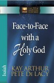 Face-to-Face with a Holy God (eBook, ePUB)