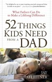 52 Things Kids Need from a Dad (eBook, ePUB)