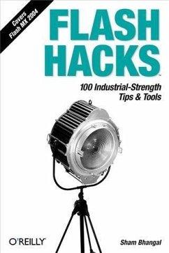 Flash Hacks (eBook, PDF) - Bhangal, Sham