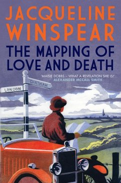 The Mapping of Love and Death (eBook, ePUB) - Winspear, Jacqueline